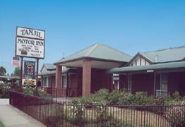 Tanjil Motor Inn - Wagga Wagga Accommodation
