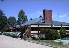 Golden Heritage Motor Inn - Wagga Wagga Accommodation