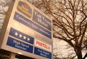 Best Western Tall Trees Motel - Wagga Wagga Accommodation