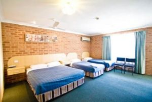 Branxton House Motel - Wagga Wagga Accommodation