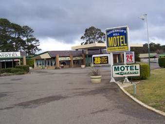 Governors Hill Motel - Wagga Wagga Accommodation