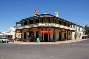 Terminus Hotel Motel - Wagga Wagga Accommodation