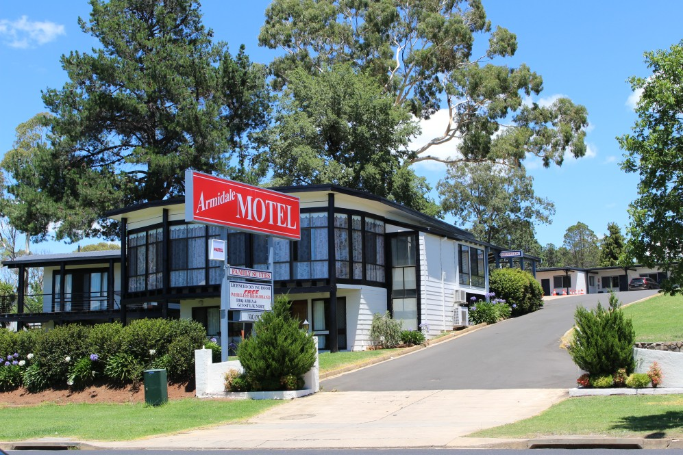 Armidale Motel - Wagga Wagga Accommodation