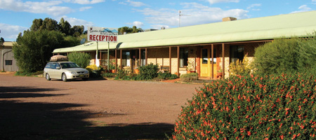 Gawler Ranges Motel - Wagga Wagga Accommodation