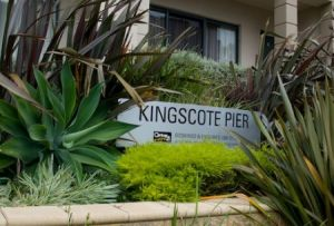Kingscote Pier - Wagga Wagga Accommodation