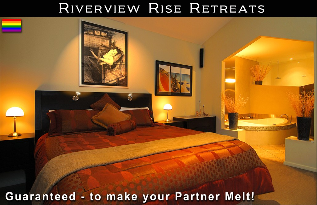Riverview Rise Retreats - Wagga Wagga Accommodation