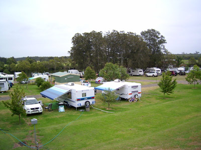 Dawson River Tourist Park - Wagga Wagga Accommodation