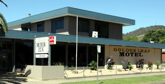 Golden Leaf Motel - Wagga Wagga Accommodation