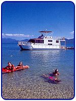 Hinchinbrook Rent A Yacht And House Boat - Wagga Wagga Accommodation