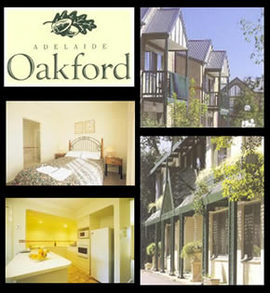 Adelaide Oakford Apartments - Wagga Wagga Accommodation