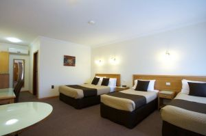 Best Western Golden Grain Motor Inn - Wagga Wagga Accommodation