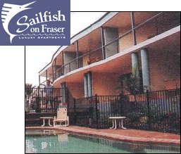 Sailfish On Fraser - Wagga Wagga Accommodation