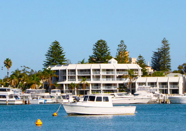 Pier 21 Apartment Hotel Fremantle - Wagga Wagga Accommodation