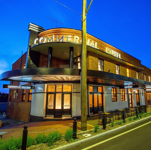 Commercial Boutique Hotel  - Wagga Wagga Accommodation