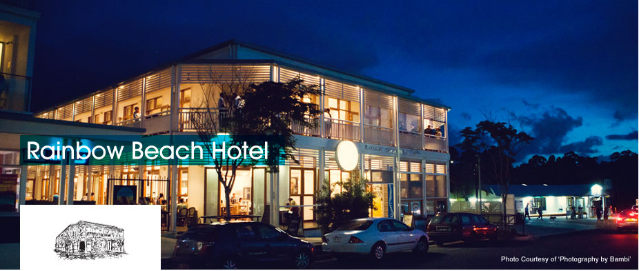 Rainbow Beach Hotel - Wagga Wagga Accommodation
