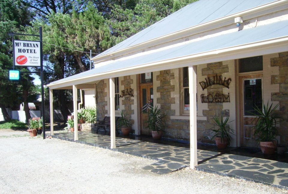 Mount Bryan Hotel - Wagga Wagga Accommodation