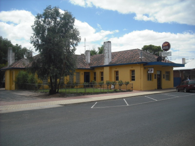 Goroke Hotel Bar amp Bistro - Wagga Wagga Accommodation