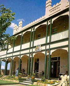 Imperial Hotel Mount Victoria - Wagga Wagga Accommodation