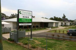 Chinchilla Motor Inn - Wagga Wagga Accommodation