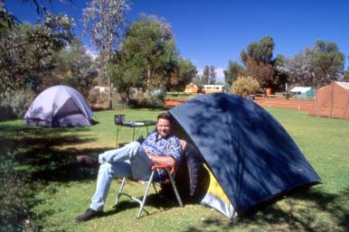 Voyages Ayers Rock Camp Ground - Wagga Wagga Accommodation