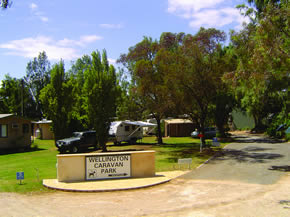 Wellington Caravan Park - Wagga Wagga Accommodation
