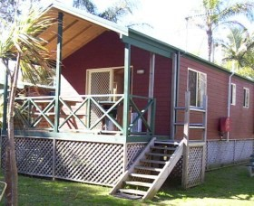 A Paradise Park Cabins - Wagga Wagga Accommodation