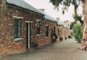 Burra Heritage Cottages - Tivers Row - Wagga Wagga Accommodation