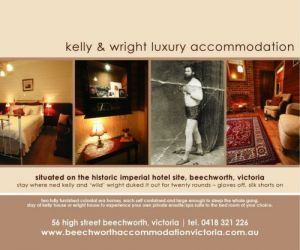Beechworth Accommodation Victoria - Wagga Wagga Accommodation