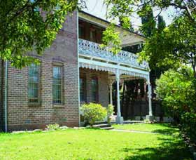 Old Rectory Bed And Breakfast Guesthouse - Sydney Airport - Wagga Wagga Accommodation