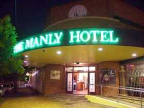 Manly Hotel The - Wagga Wagga Accommodation