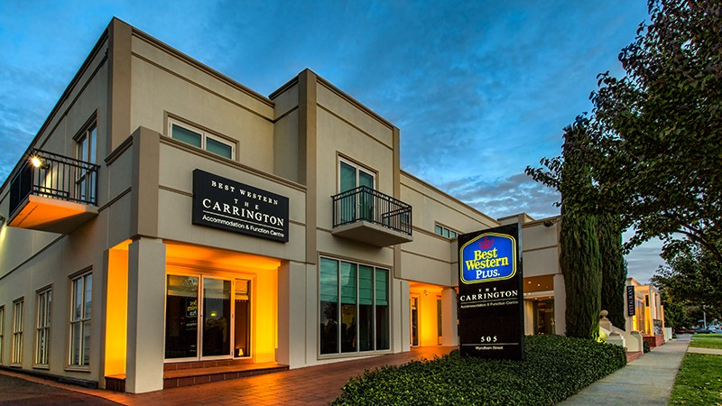 BEST WESTERN PLUS The Carrington - Wagga Wagga Accommodation