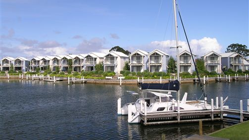 Captains Cove Resort - Wagga Wagga Accommodation