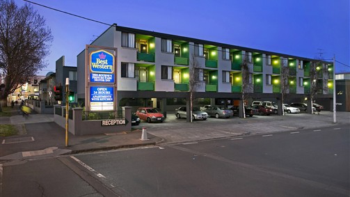 Best Western Melbourne's Princes Park Motor Inn - Wagga Wagga Accommodation