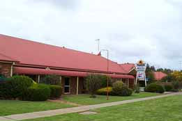 Quality Inn Parkes International - Wagga Wagga Accommodation
