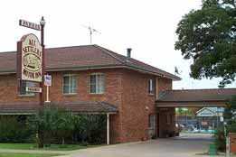 Parkes All Settlers Motor Inn - Wagga Wagga Accommodation