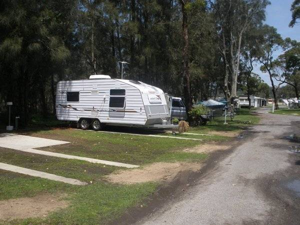 Riverside Caravan Park - Wagga Wagga Accommodation