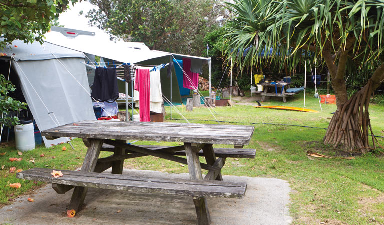 Sandon River campground - Wagga Wagga Accommodation