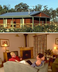 Twin Trees Country Cottages - Wagga Wagga Accommodation