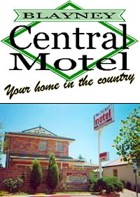 Blayney Central Motel - Wagga Wagga Accommodation