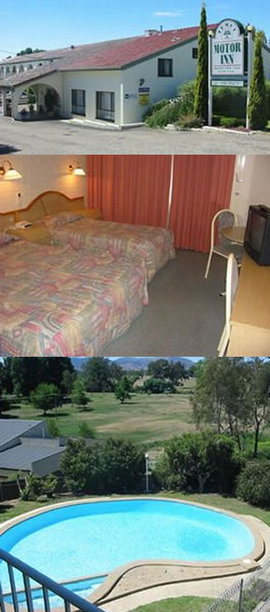 Tumut Motor Inn - Wagga Wagga Accommodation
