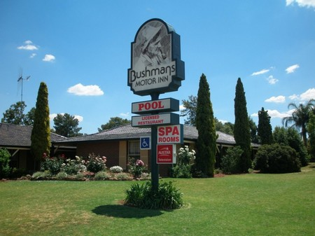 Bushmans Motor Inn - Wagga Wagga Accommodation