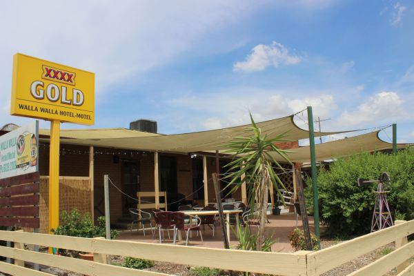 Walla Walla Hotel Motel - Wagga Wagga Accommodation