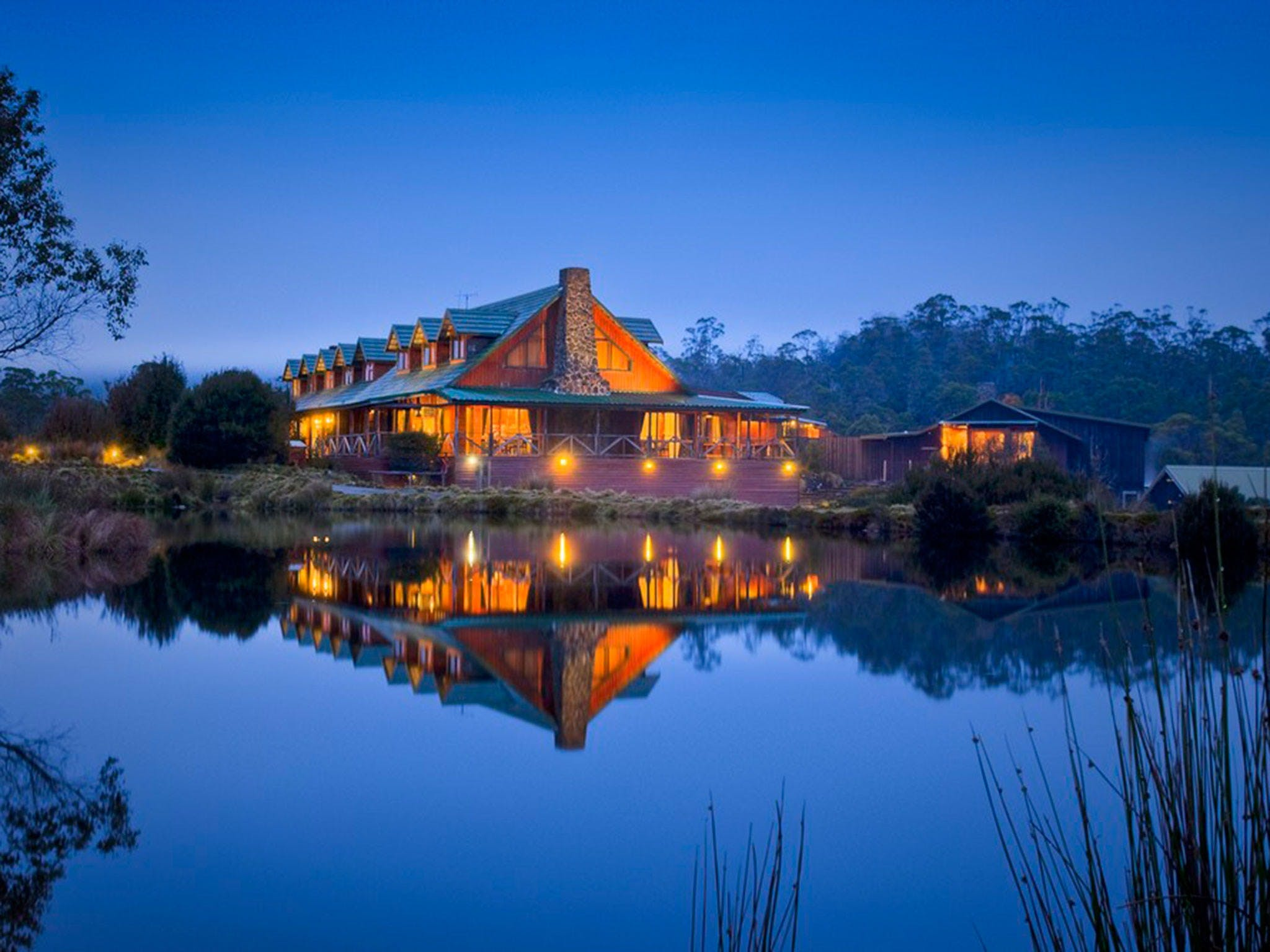 Peppers Cradle Mountain Lodge - Wagga Wagga Accommodation