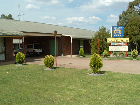 Barham Colonial Motel - Wagga Wagga Accommodation