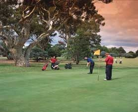 Barham Golf Resort - Wagga Wagga Accommodation