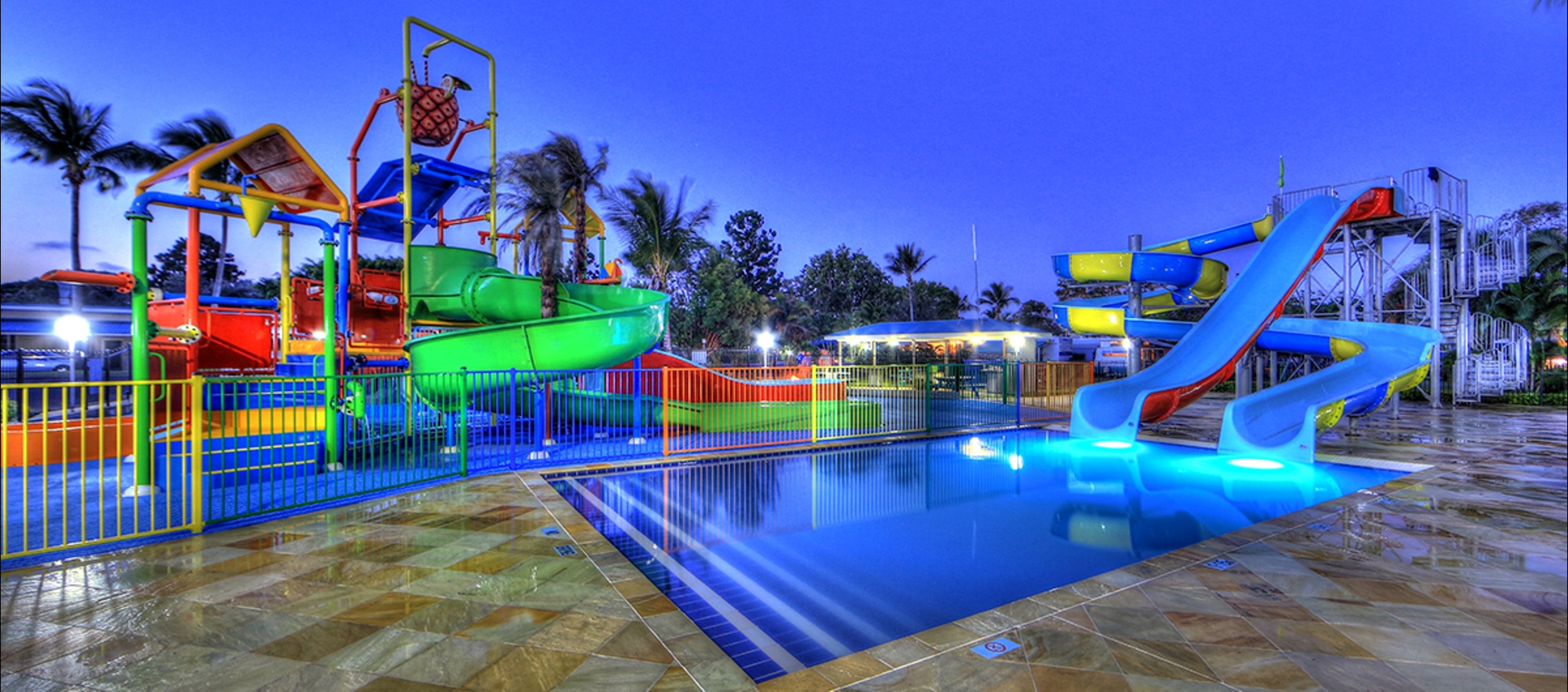 Discovery Parks - Coolwaters Yeppoon - Wagga Wagga Accommodation
