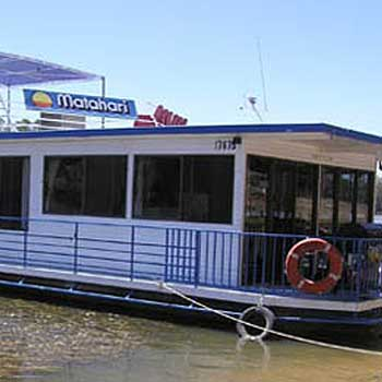 Matahari Houseboats - Wagga Wagga Accommodation