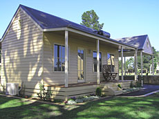 Tamberrah Cottages - Wagga Wagga Accommodation