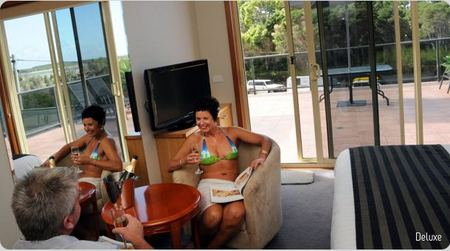 The Castle Villa By The Sea - Wagga Wagga Accommodation