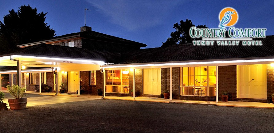 Country Comfort Tumut Valley Motel - Wagga Wagga Accommodation